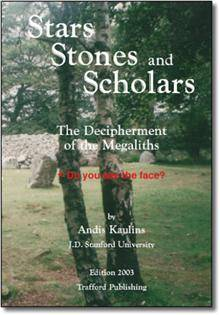 Stars Stones and Scholars Book Cover Front Scan